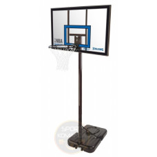 "Баскетбольная стойка Spalding Highlight Acrilic Portable 42"""