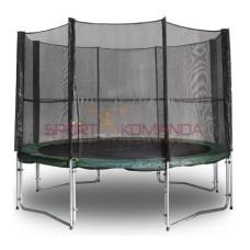 Батут Kidigo 304 см с защитной сеткой