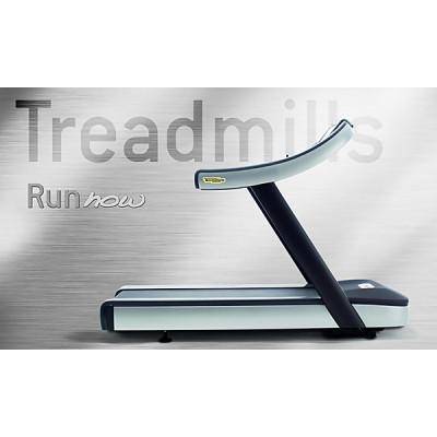 Беговая дорожка TechnoGym Run Now 700 Visioweb (ws+iPod+usb)