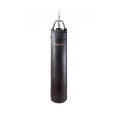 Боксерский мешок Бойко-Спорт из ременной кожи 35 x 150 см, 40-55 кг