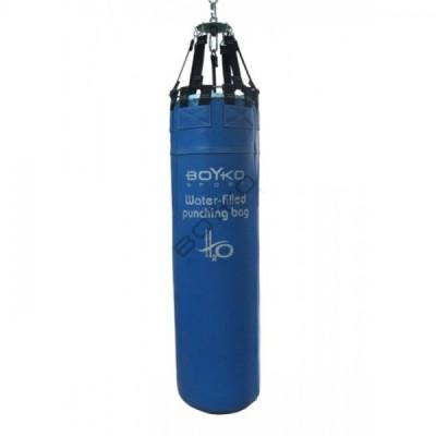Боксерский водоналивной мешок Бойко-Спорт кожа 35 x 150 см
