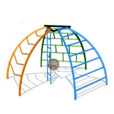 Спортивный комплекс Рукоход Сфера Четыри элемента