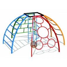 Спортивный комплекс Рукоход Сфера Шесть элементов