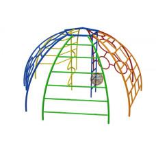Спортивный комплекс Рукоход Сфера семь элементов