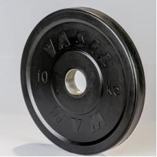 Диск обрезиненный 10 кг (52 мм)
