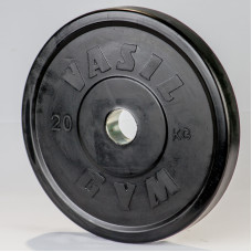 Диск обрезиненный 20 кг (52 мм)