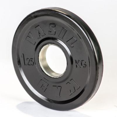 Диск обрезиненный 1,25 кг (52 мм)