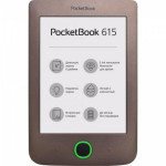 Электронная книга Pocketbook 615 Dark Brown (PB615-X-CIS)