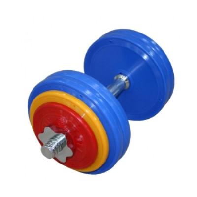 Гантель наборная Интер Атлетика ST531 - 15 кг