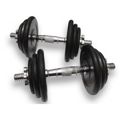 Гантели наборные DB 02 - 39 кг