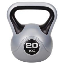 Гиря виниловая Hop-Sport 20 кг