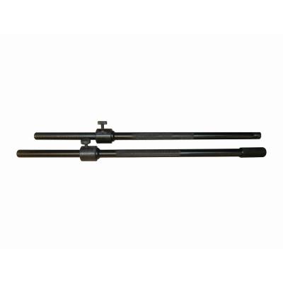 Гриф штанги тренировочный 25 мм (160 см)