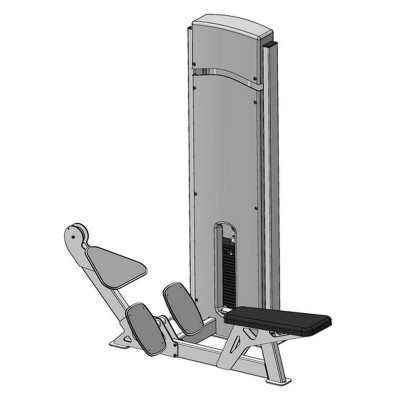 Блок для мышц спины (нижняя тяга) Fit Way Factory Bridge Style А 104