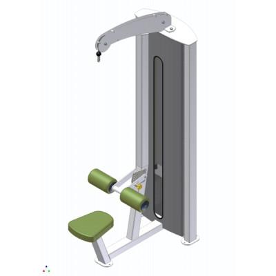 Блок для мышц спины (тяга сверху) Sportech.D ТК 201