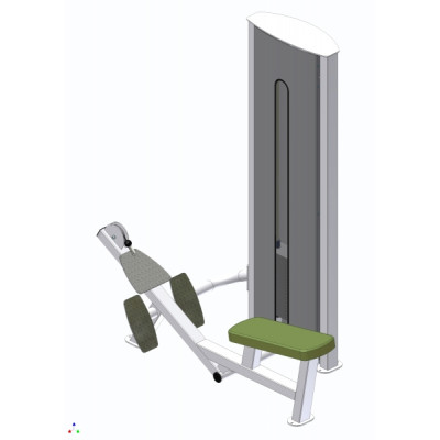 Блок для мышц спины (тяга снизу) Sportech.D ТК 202