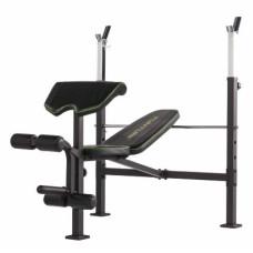 Силовая скамья Tunturi WB60 Olympic Width Weight Bench 17TSWB6000