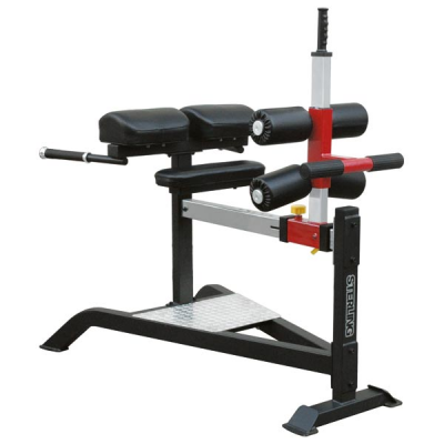 Гиперэкстензия горизонтальная IMPULSE Glute Ham Bench SL7013