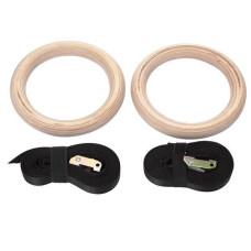 Кольца для Кроссфита деревянные