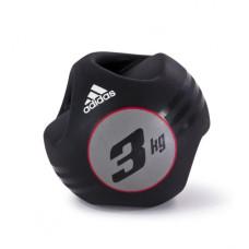 Медбол с захватом Adidas 3 кг