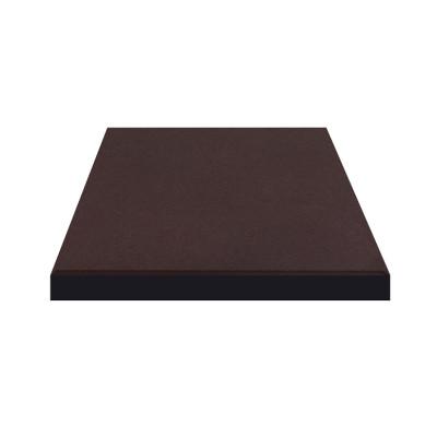 Плитка резиновая 500*500*25мм Коричневый