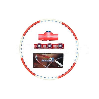Обруч гимнастический Anion Hoop-1