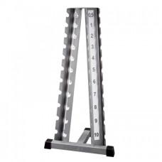 Стойка под гантели (0,5 — 10 кг) InterAtletikGym ST403.1