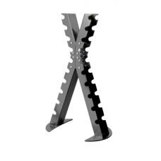 Стойка под гантели XLine X403 (0,5 - 10 кг)