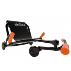 Самокат каталка Ezr EzyRoller Classic Black Orange