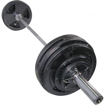 Штанга олимпийская Newt 120 кг. Гриф 2,2 м