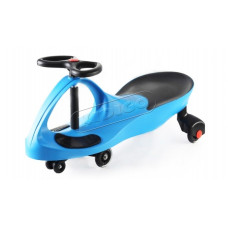 Smart car blue с силиконовыми колесами