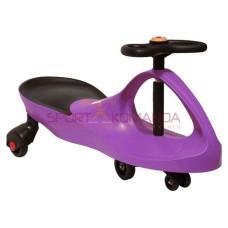 Smart car purple