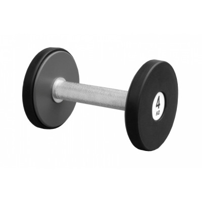 Гантель профессиональная Sportech.D 4 кг ТК 409.4