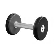 Гантель профессиональная Sportech.D 5 кг ТК 409.5