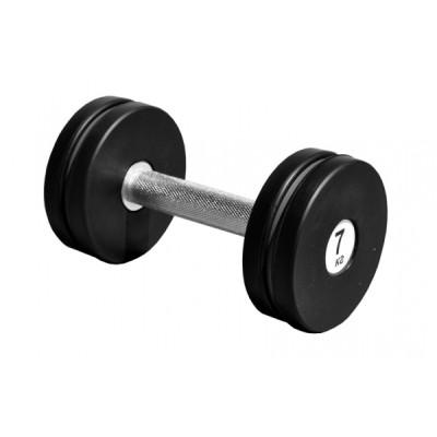 Гантель профессиональная Sportech.D 7 кг ТК 409.7