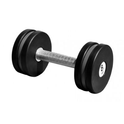 Гантель профессиональная Sportech.D 8 кг ТК 409.8