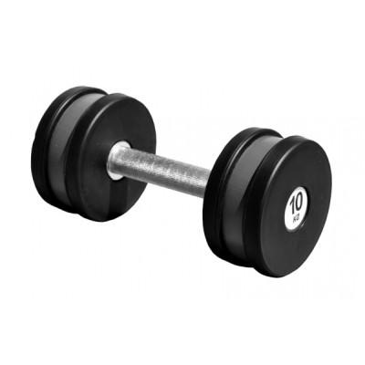 Гантель профессиональная Sportech.D 10 кг ТК 409.10