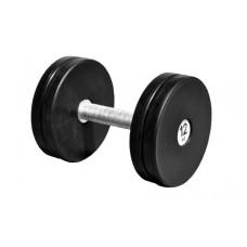 Гантель профессиональная Sportech.D 12 кг ТК 409.12