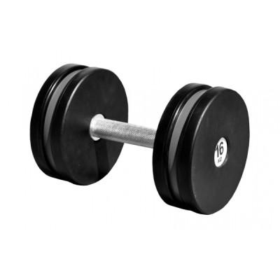 Гантель профессиональная Sportech.D 16 кг ТК 409.16