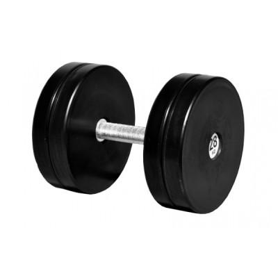 Гантель профессиональная Sportech.D 28 кг ТК 409.28