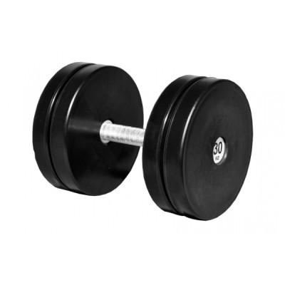 Гантель профессиональная Sportech.D 30 кг ТК 409.30
