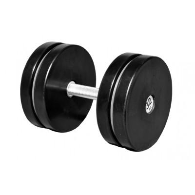 Гантель профессиональная Sportech.D 32 кг ТК 409.32