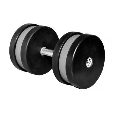 Гантель профессиональная Sportech.D 45 кг ТК 409.45