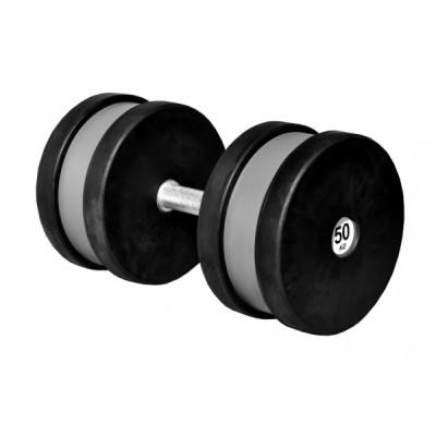 Гантель профессиональная Sportech.D 50 кг ТК 409.50