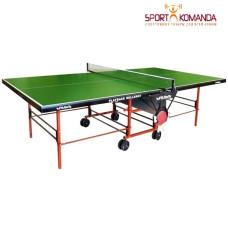 Теннисный стол Butterfly Playback Indoor Rollaway (зеленый)