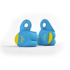 Утяжелители на руки Reebok (Голубые) 2 х 1,5 кг