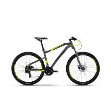 """Велосипед Hibike Seet Hardseven 2.0 27,5"""", рама 45 см, 2017, Титан"""
