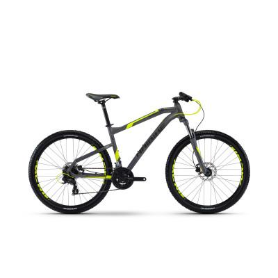 """Велосипед Hibike Seet Hardseven 2.0 27,5"""", рама 50 см, 2017, Титан"""