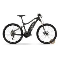 Электровелосипед Haibike SDURO HardSeven 1.0 400Wh, рама L, черный/серый/синий матовый, 2019