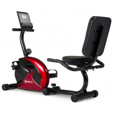 Горизонтальный велотренажер Hop-Sport HS-65R Veiron
