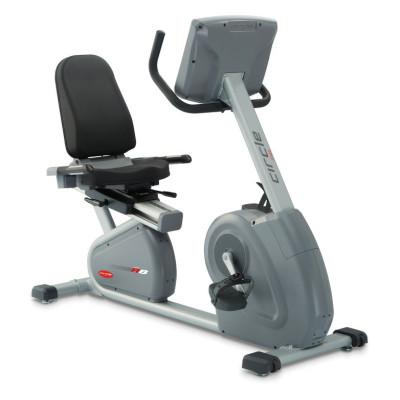 Горизонтальный велотренажер Circle Fitness R8